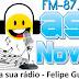 Hoje Sábado 23 de Abril Festa de Aniversario da FM 87.9 Felipe Guerra