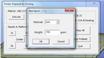 Afinia H800 3D Printer User's Manual : Changing the Filament