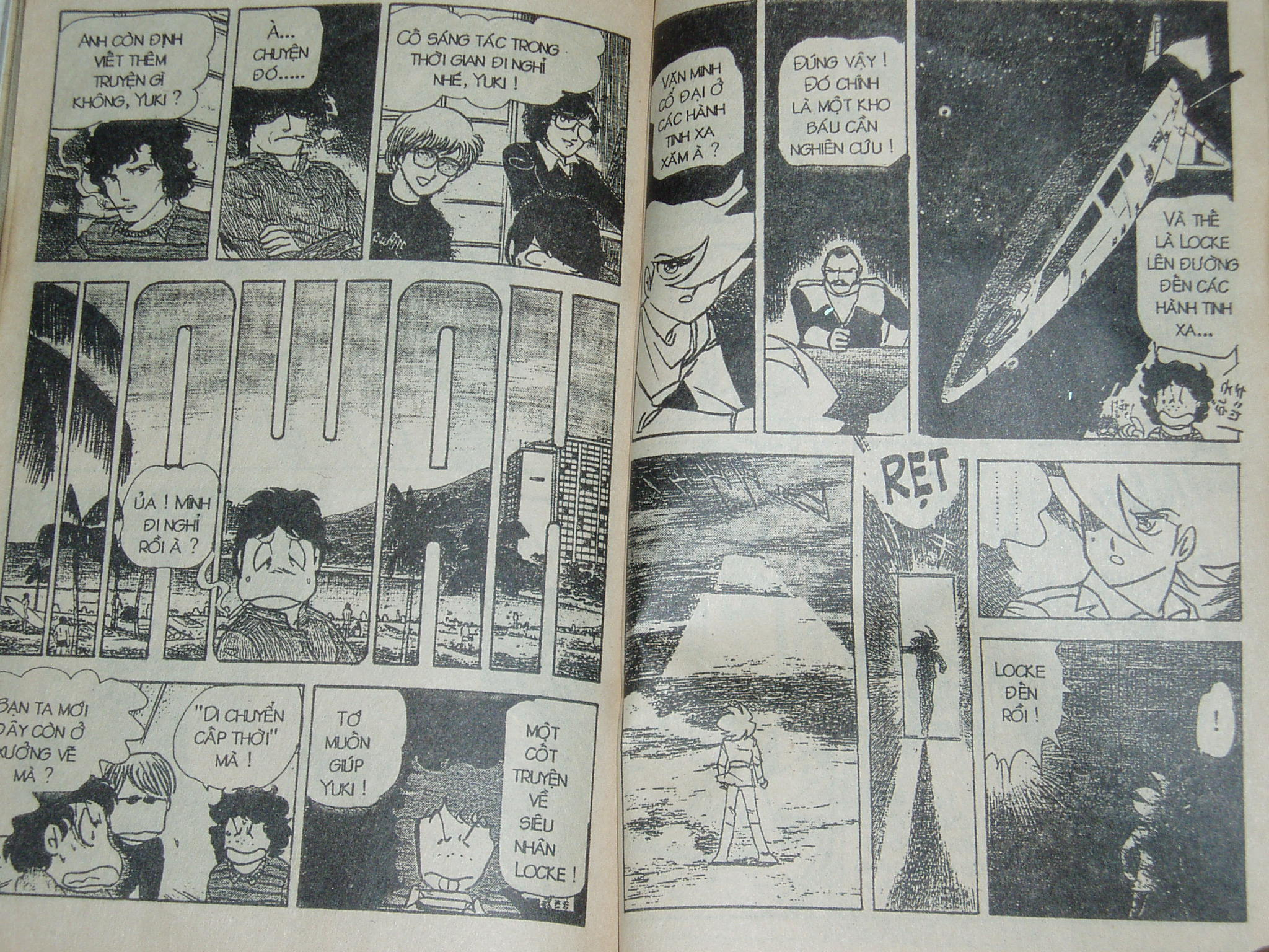 Siêu nhân Locke vol 18 trang 69