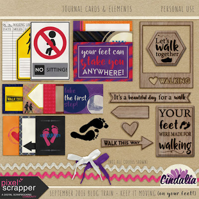 digital scrapbooking, free, pixelscrapper, blog train, Cindalia, photoshop