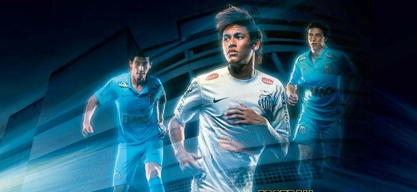 edfed5a727 Nova camisa do Santos e o lançamento das camisas da EURO 2012 ...