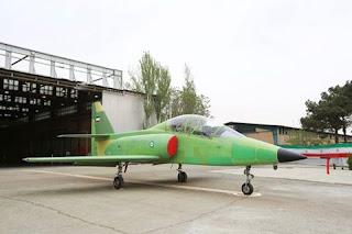 Jet Latih Tempur Kowsar