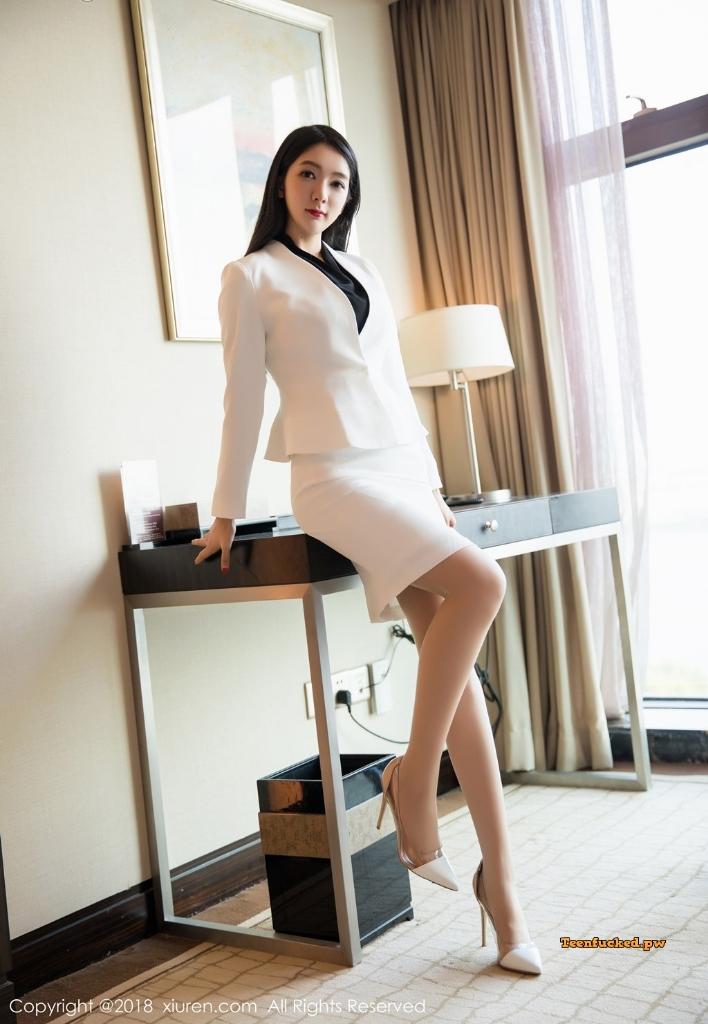 XIUREN No.1209 Xiao Reba Angela MrCong.com 011 wm - XIUREN No.1209: Người mẫu Xiao Reba (Angela小热巴) (52 ảnh)