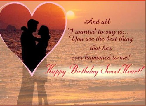 Romantic and Happy Birthday Wishes for Husband – Birthday Greetings to a Loved One
