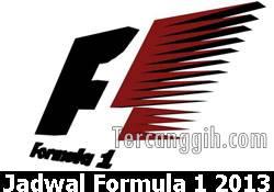 Jadwal Formula 1 Tahun 2013