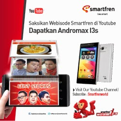 Supported by smartfren