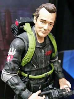 Diamond Select Ghostbusters 2 7 inch action figures Peter in Grey