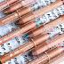 10 оттенков новых теней-карандашей Yves Rocher Jumbo Couleur Vegetale