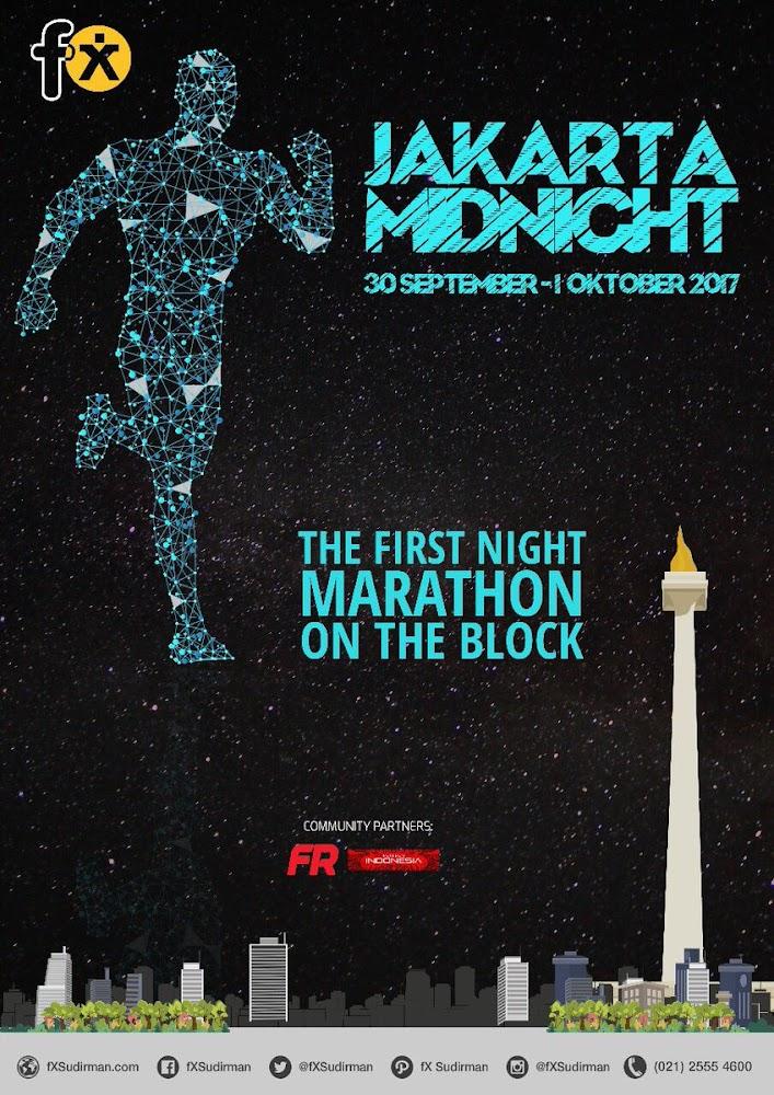 Jakarta Night Marathon • 2017