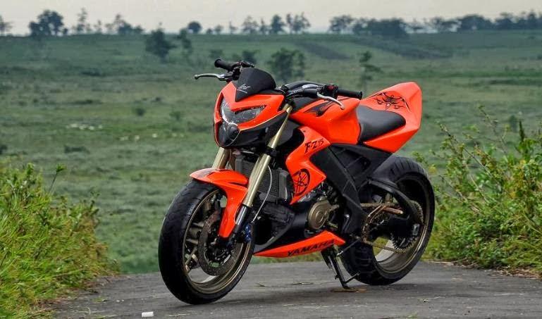Modifikasi Motor Dan Mobil: Modifikasi Motor Yamaha Vixion