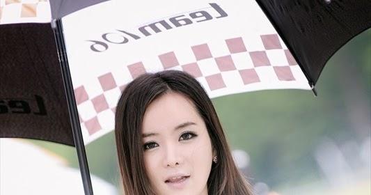 Im Ji Hye - CJ Super Race R5 2012