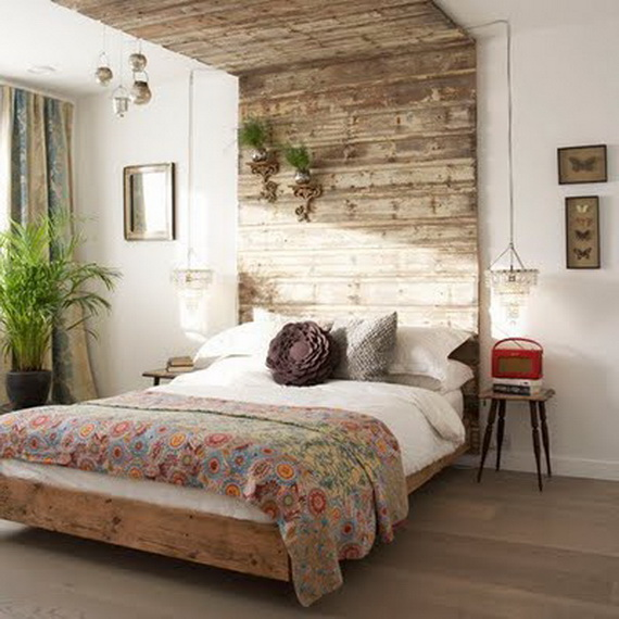 Most Lucrative Dining Room Interior Design Ideas To Beauty: Modern Creative Headboards
