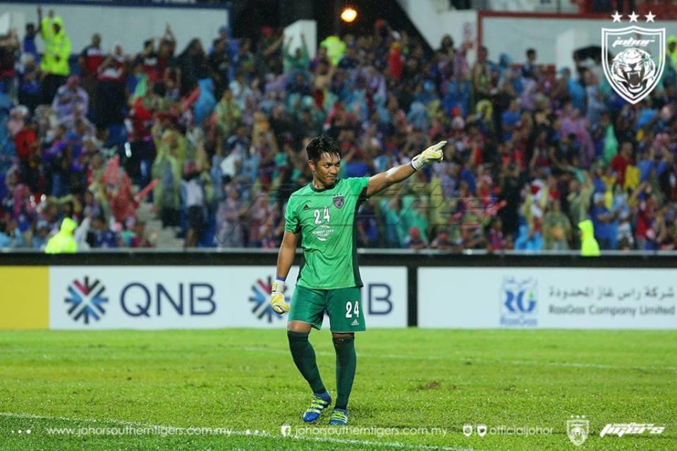 Keputusan AFC Perlawanan JDT vs Kaya FC, 7-2