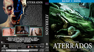 Aterrados - Cover BluRay