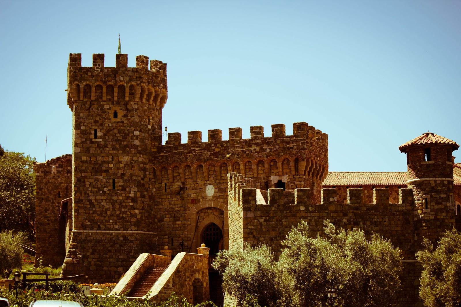 California Excursion Castello Di Amorosa