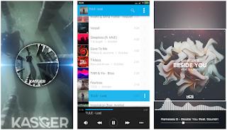 Avee Music Player Pro Versi 1.2.73 Apk