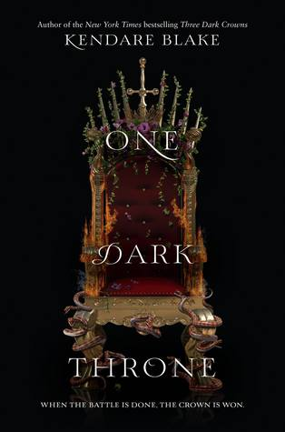 one dark throne kendare blake