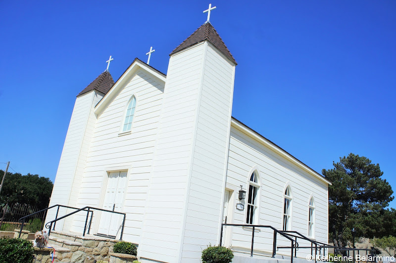 San Ramon Chapel Santa Maria Central California Weekend Getaway