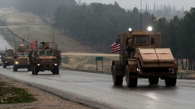 """""""EEUU mantendrán una gran parte de sus fuerzas en Siria"""""""