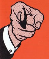 Hey you! Roy Lichtenstein