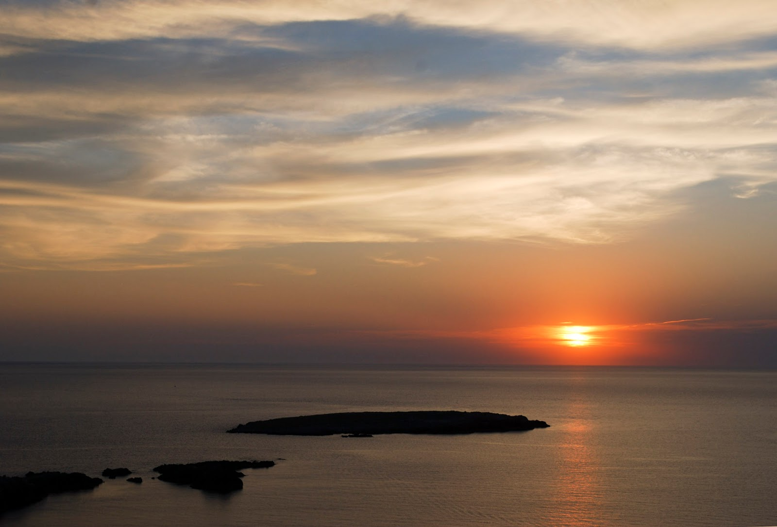 sunset cavallaria lighthouse Instagrammable Places Menorca Spain