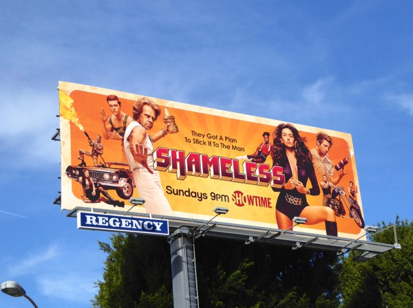 Shameless season 6 billboard