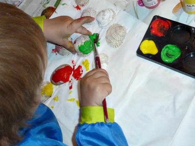 ideje za otroško ustvarjanje - poletje