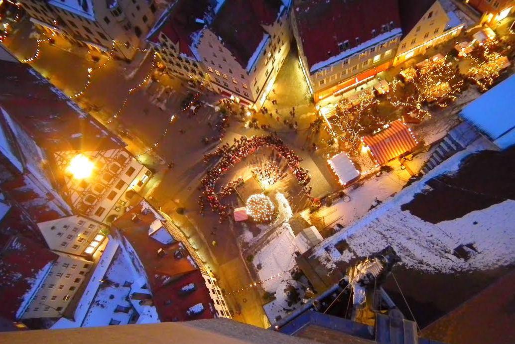 Mercado de navidad de Nödlingen, Alemania