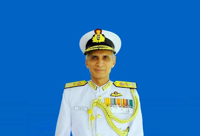 Vice Admiral Karambir Singh to become Next Navy Chief