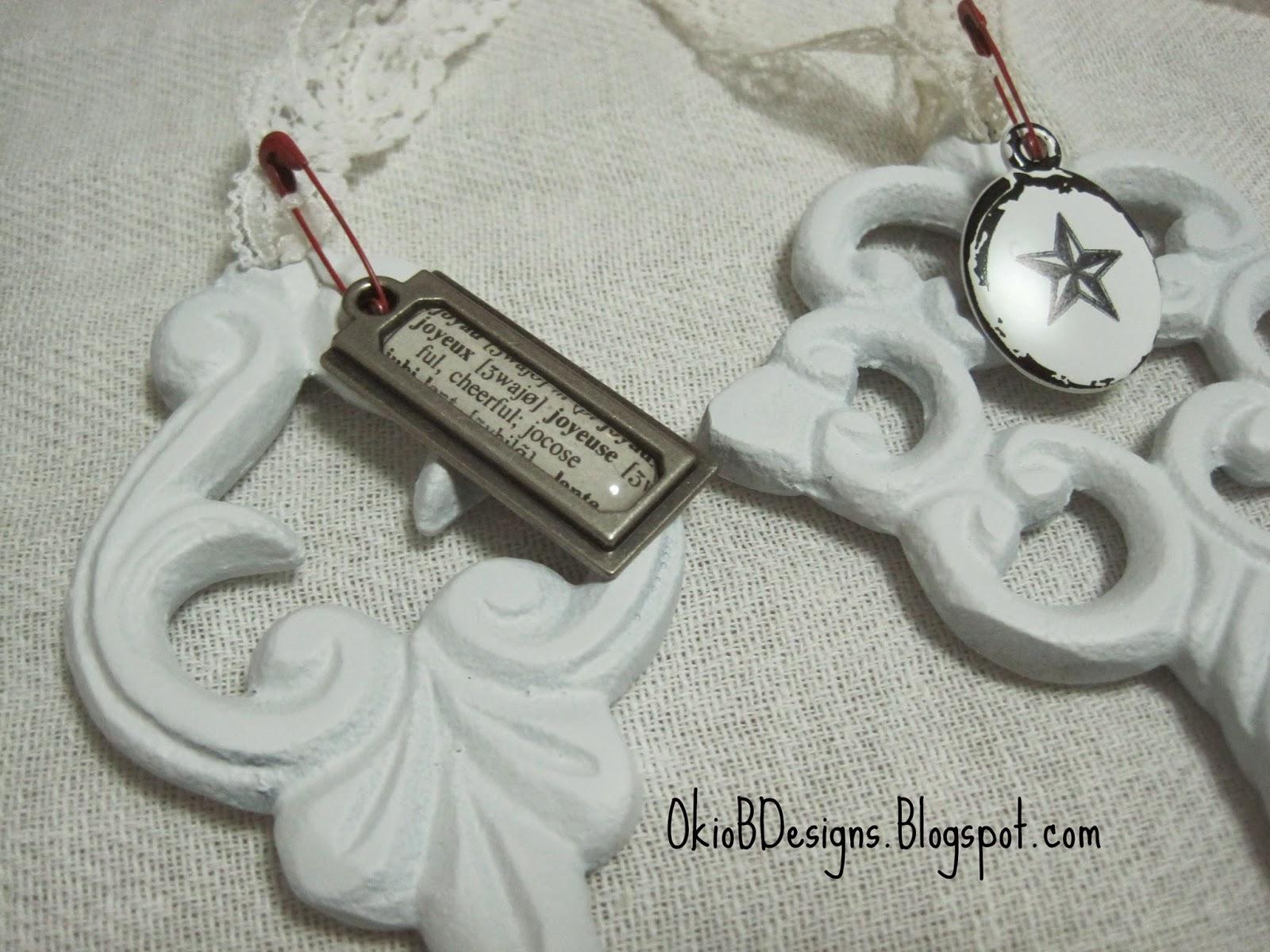 Walmart Skeleton Keys for White Wednesday - Okio B Designs