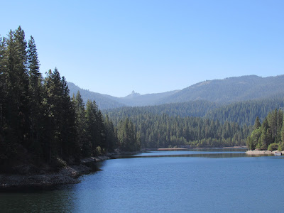 lake siskiyou mount shasta california