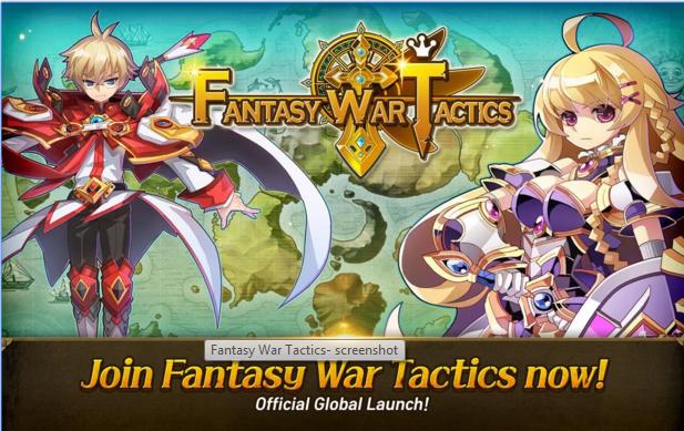 Image result for Fantasy War Tactics APK