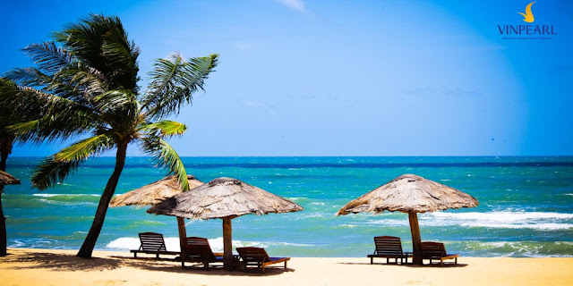 Vinpearl Phú Quốc sở hữu bãi biển đầy thơ mộng