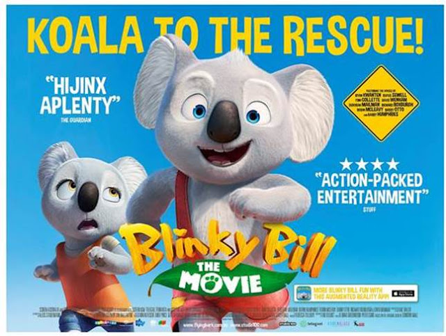 Blinky Bill:The Movie #review