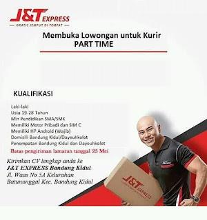 Lowongan Kerja J&T Bandung Terupdate 2018