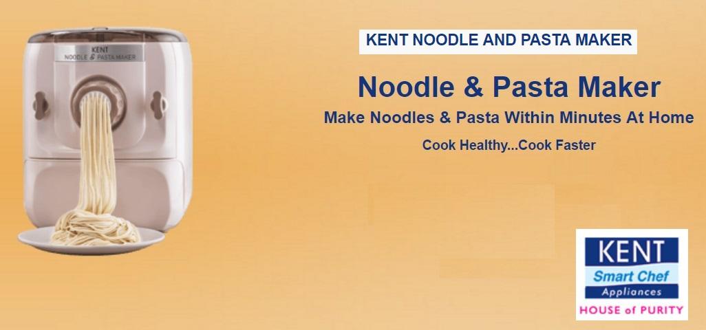 Kent Smart Kitchen Mate Pasta Noodle Maker