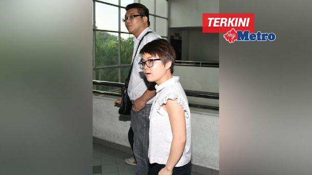 Suami Isteri Ganggu Penguasa MBSA Dihukum 5 Bulan Penjara