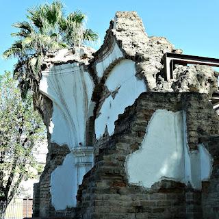 Ruínas da Iglesia de San Francisco - Cidade de Mendoza