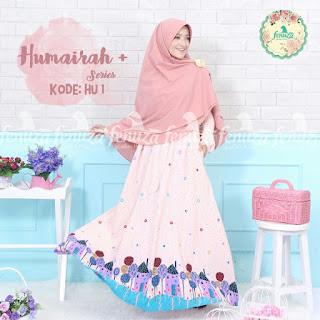 distributor fenuza muslim wear
