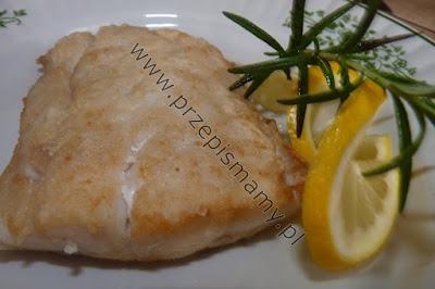 Ryba z rozmarynem