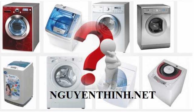 Máy giặt cửa trước hay cửa trên tốt hơn