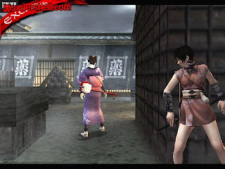Tenchu: Fatal Shadows (PS2) 2005