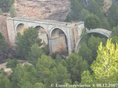 Viaducto del río Cabriel