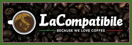 """"""" LA COMPATIBILE """" capsule per caffè…."""