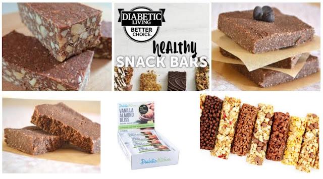 Protein Bars For Diabetics
