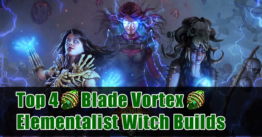 Chaos Vortex Build Witch Path Of Exile