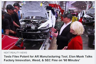 https://next.reality.news/news/tesla-files-patent-for-ar-manufacturing-tool-elon-musk-talks-factory-innovation-weed-sec-fine-60-minutes-0191217/