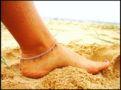 anklet For Honeymoon