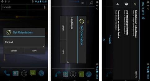 Aplikasi Pemutar Layar Android