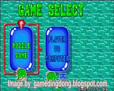 Puzzle Bobble 1